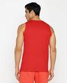 Shop Friends logo Round Neck Vest (FRL) Round Neck Vest-Back