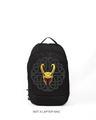 Shop Golden Helmet Printed Small Backpacks-Front