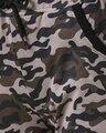Shop Grey Camo White Stripes Camo Jogger