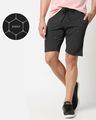 Shop Honey Comb BWKF AOP Shorts-Front