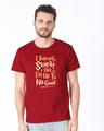 Shop Hp Up Too No Good Half Sleeve T-Shirt (HPL)-Back