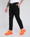 Shop Jet Black New Pyjama-Back