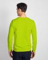 Shop Lime Punch Fleece Sweater-Design