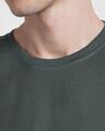 Shop Men's T-Shirts Pack of 2 (Bold Red & Nimbus Grey)