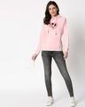Shop Mickey Love Dots Hoodie Sweatshirt-Design