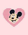 Shop Mickey Love Dots Hoodie Sweatshirt-Full