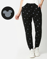 Shop Mickey Silhouette AOP Jogger (DL)-Front