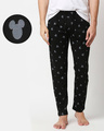 Shop Mickey silhouette AOP Pyjama Printed(DL)-Front