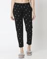 Shop Mickey silhouette AOP Pyjama Printed(DL)-Back