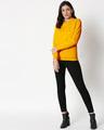 Shop Mimosa Fleece Sweater-Full