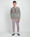 Shop My Lobster  Full Sleeve T-shirt  (FRL)-Full