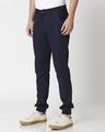 Shop Men's Linen Relaxed Joggers-Design