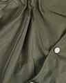 Shop Olive Anti Varsity Bomber Jacket