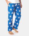 Shop Palm Tree Pyjamas Navy-Back