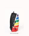 Shop Pride Printed Small Backpacks-Back