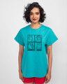 Shop Princess Squad Boyfriend T-Shirts-Back