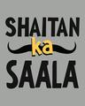 Shop Shaitan Ka Saala Full Sleeve T-Shirt-Full