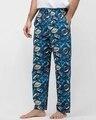 Shop Thebriefstory Sailor Print Pyjama-Back