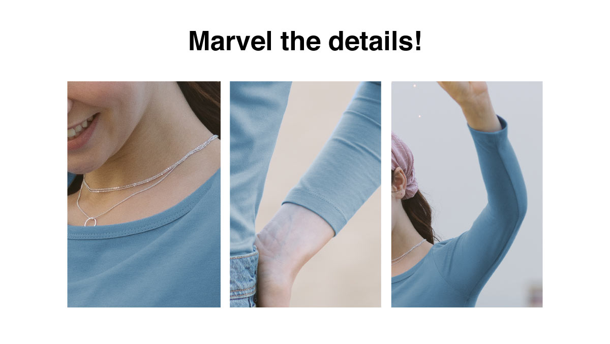 Minimal Believe Scoop Neck Full Sleeve T-Shirt Description Image Website 2@Bewakoof.com