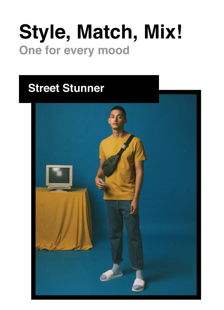 Street Singer Half Sleeve T-Shirt Description Image Mobile Site 2@Bewakoof.com