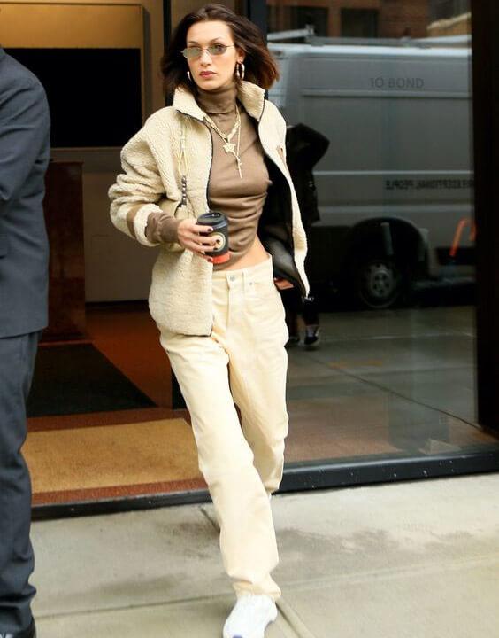 Bella Hadid Winter Outfits Ideas 2 - Bewakoof Blog