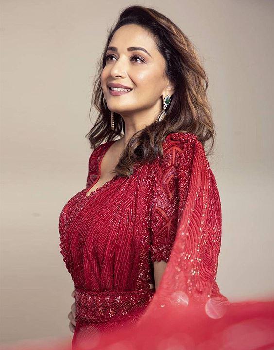 Madhuri Dixit - Bollywood Designer Dresses | Bewakoof Blog