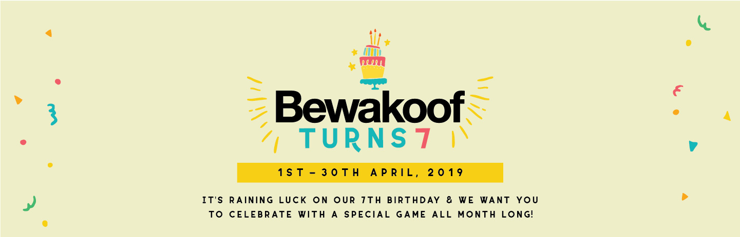 bewakoof turns seven