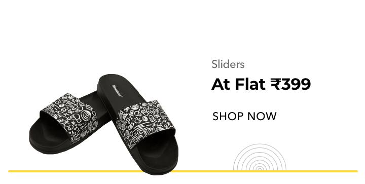 Sliders for Men