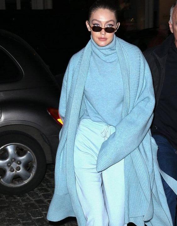 Gigi Hadid Winter Outfits Ideas 2 - Bewakoof Blog