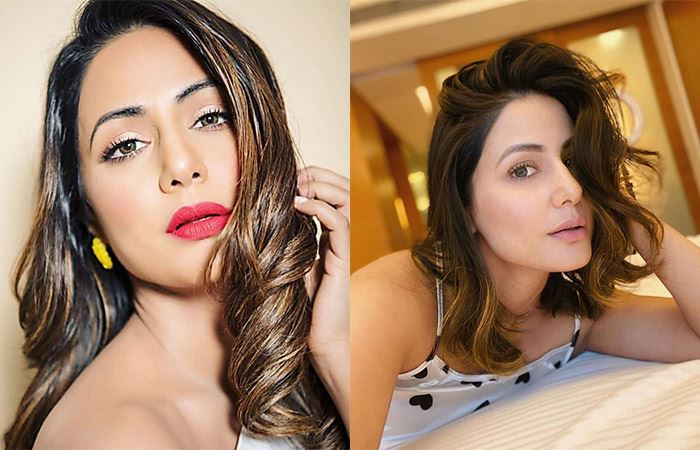 Hina khan - Bollywood Actresses Without Makeup | Bewakoof Blog