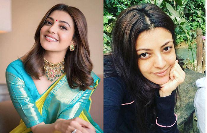 Kajal agrawal - Bollywood Actresses Without Makeup | Bewakoof Blog
