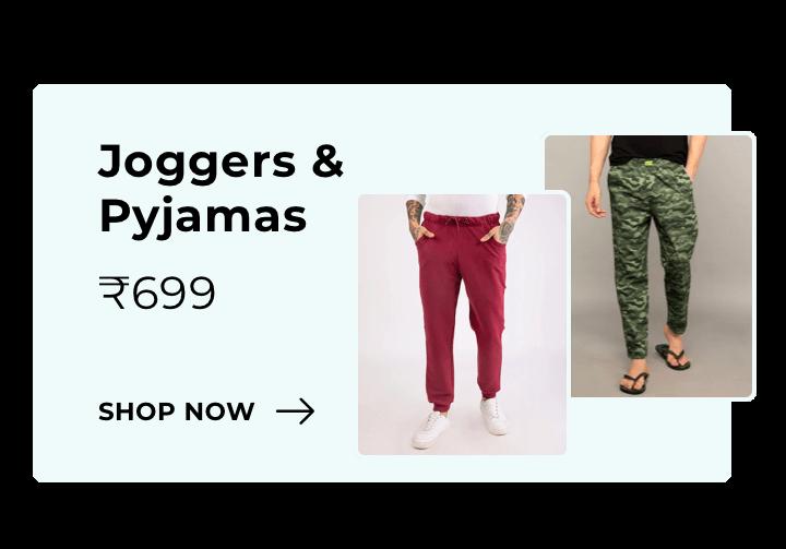 Joggers & Pyjamas
