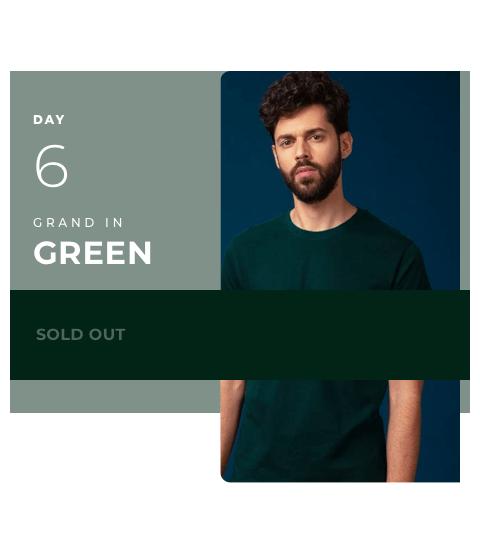 Navratri 2019 Day 6 - Green Color