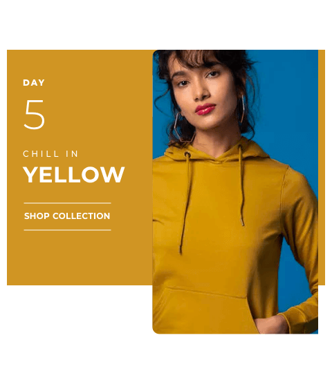 Day 5 - Yellow Color | Navratri 2019