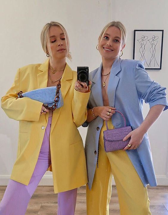 Twinning With Your BFF - Pastel Color Clothing Ideas for Summer | Bewakoof Blog