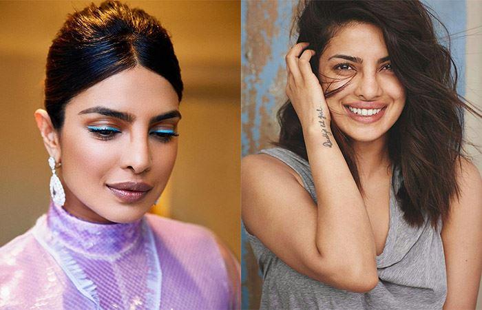 Priyanka Chopra - Bollywood Actresses Without Makeup
