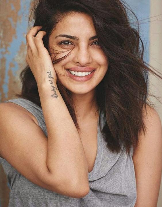 Priyanka Chopra Without Makeup - Bewakoof Blog