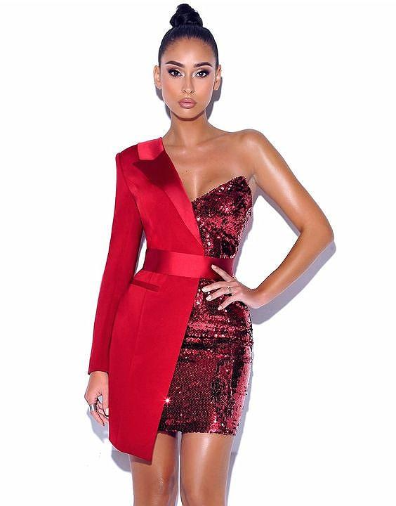 Sequin Dress - New Year Party Dress | Bewakoof Blog