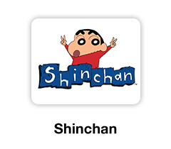 ShinChan T-Shirts -  Bewakoof Official Merchandise for Women