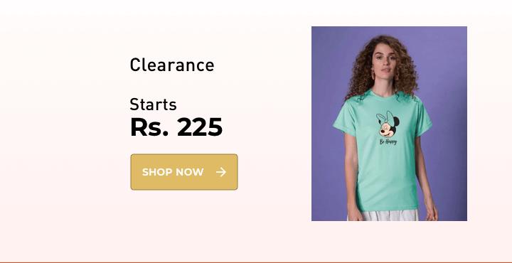 Clearance Zone for Women - Bewakoof.com