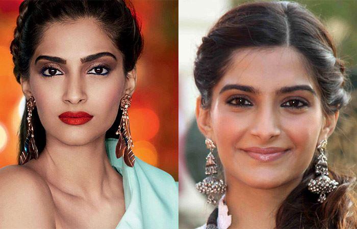 Sonam Kapoor - Bollywood Actresses Without Makeup   Bewakoof Blog
