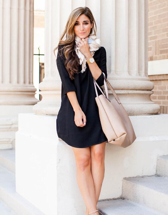 The Sleek Slip Dress