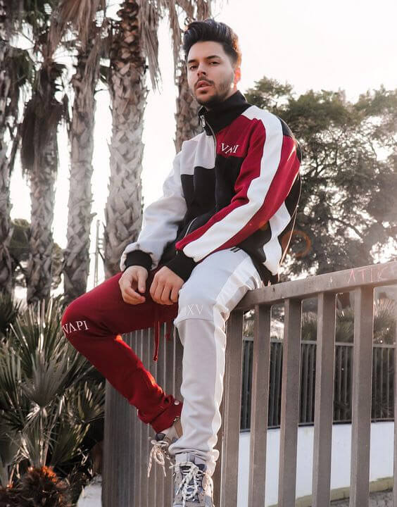 Track Jacket and Track Pants