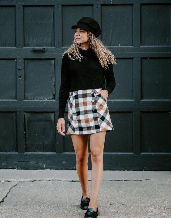 The Newsboy Styles - Types Of Hats For Women | Bewakoof Blog