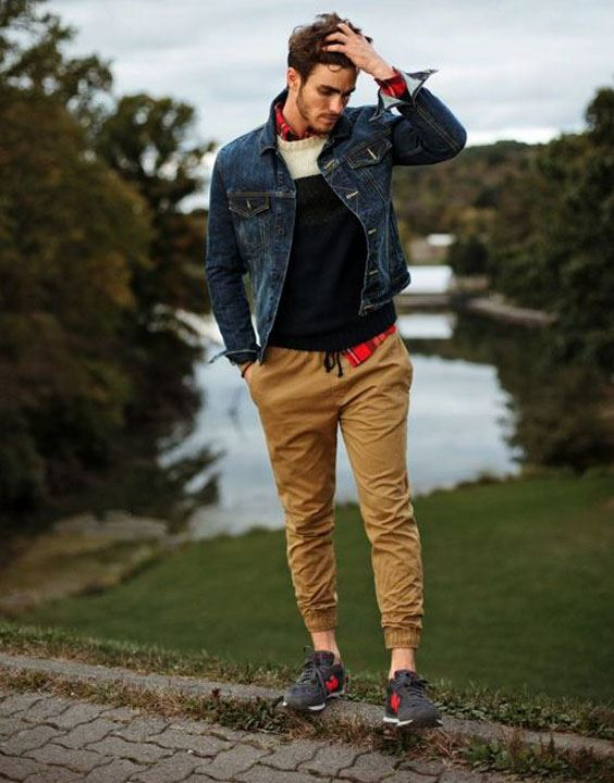 Joggers Style Tips 2 - Types of trousers for Men | Bewakoof Blog