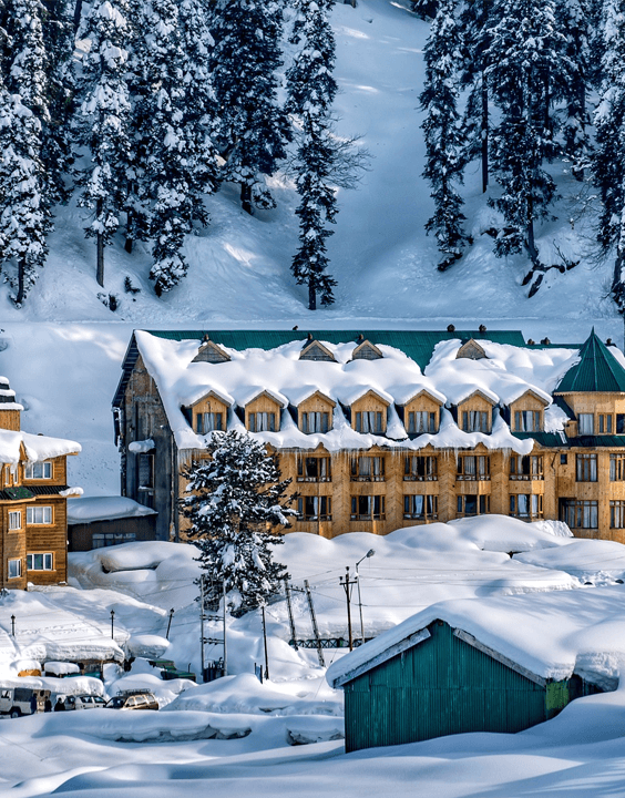 Sonamarg 2 | best place to visit in winter in india - Bewakoof Blog