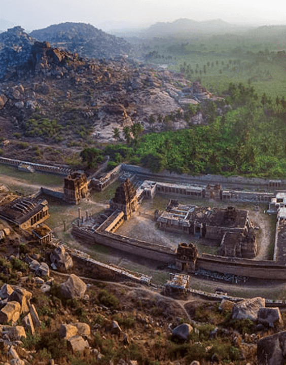 Hampi 2 | best places to visit in january - Bewakoof Blog