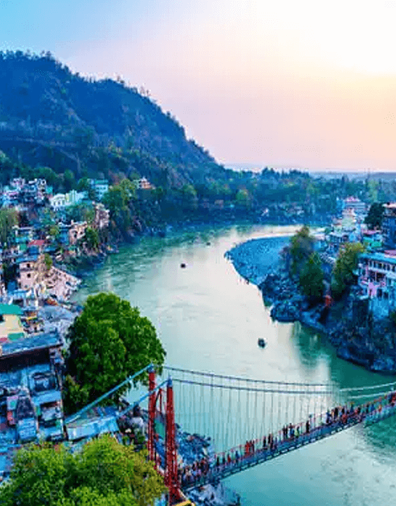 Rishikesh | best place to visit in winter in india - Bewakoof Blog