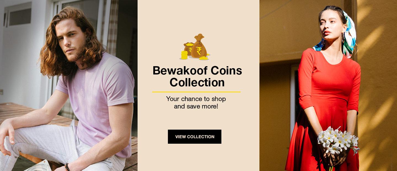 Bewakoof Coins