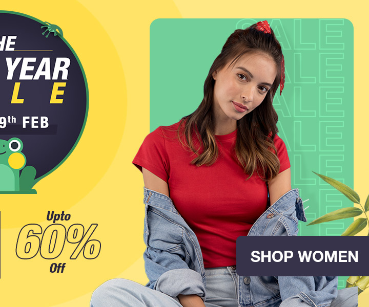 Leap Year Sale for Women